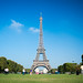 """Eiffel Tower from Champ de Mars • <a style=""""font-size:0.8em;"""" href=""""http://www.flickr.com/photos/15533594@N00/15116154228/"""" target=""""_blank"""">View on Flickr</a>"""