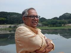 Kannada Writer Dr. DODDARANGE GOWDA Photography By Chinmaya M.Rao-SET-1  (82)