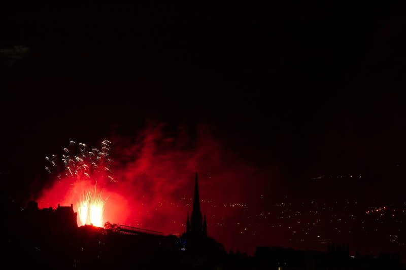 Edinburgh International Festival Firewor by marsupium photography, on Flickr