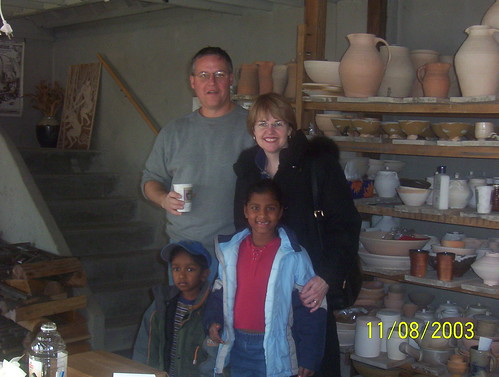 "Visitors to the Pottery • <a style=""font-size:0.8em;"" href=""http://www.flickr.com/photos/126791042@N06/14992590927/"" target=""_blank"">View on Flickr</a>"