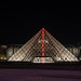 "Louvre Pyramid at night • <a style=""font-size:0.8em;"" href=""http://www.flickr.com/photos/15533594@N00/15116027319/"" target=""_blank"">View on Flickr</a>"