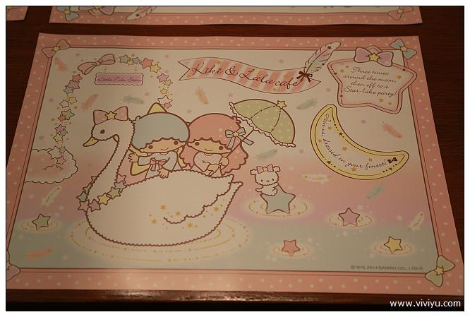 [日本.東京]THE GUEST cafe&diner~限定營業KIKI&LALA @VIVIYU小世界