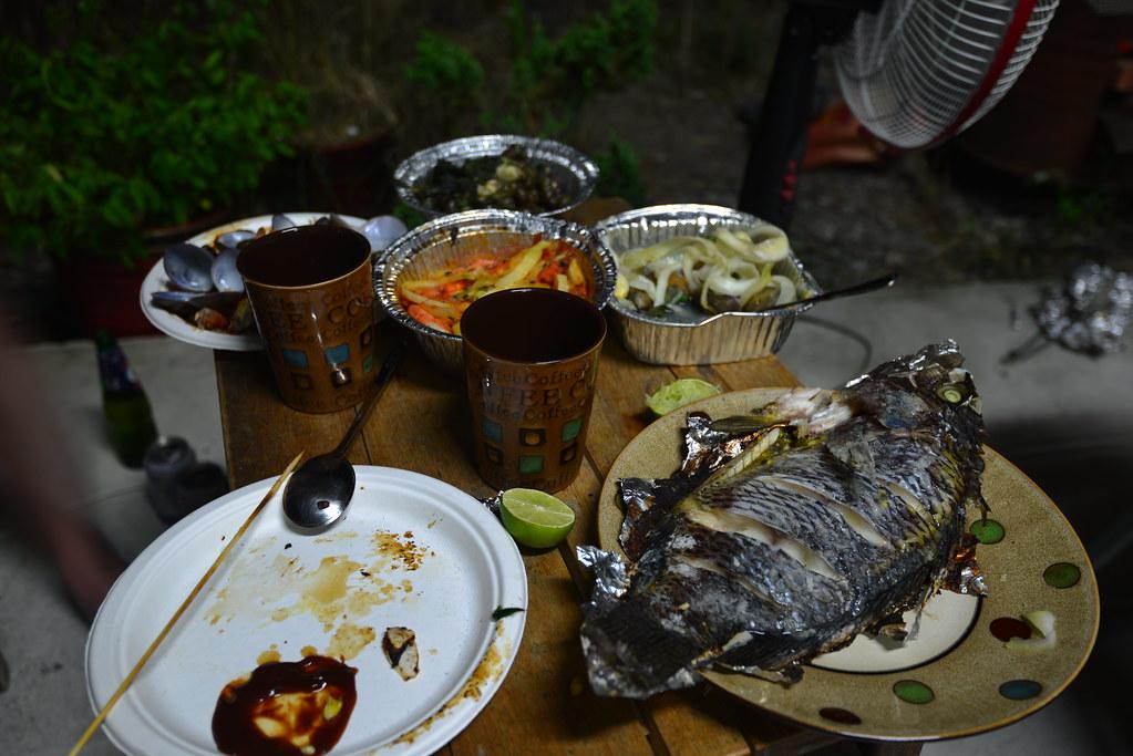 Mid-Autumn Festival BBQ