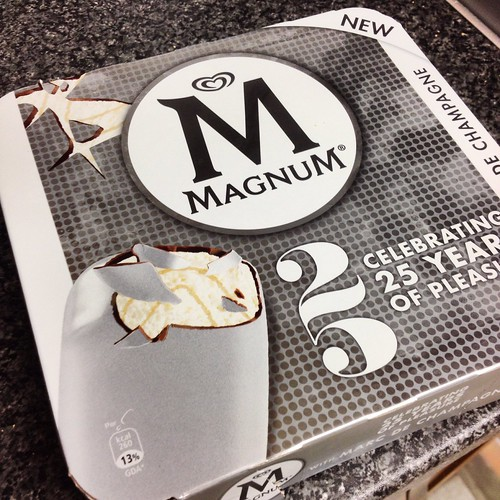 Today is all about...best magnum ever!