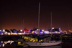 Long Beach at Night