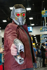 "Never fear. Star Lord is here SDCC 2014 • <a style=""font-size:0.8em;"" href=""http://www.flickr.com/photos/33121778@N02/14815162961/"" target=""_blank"">View on Flickr</a>"