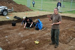 "West Kennet dig, 2014 • <a style=""font-size:0.8em;"" href=""http://www.flickr.com/photos/96019796@N00/14684849997/"" target=""_blank"">View on Flickr</a>"