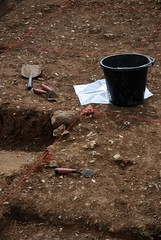 """West Kennet dig, 2014 • <a style=""""font-size:0.8em;"""" href=""""http://www.flickr.com/photos/96019796@N00/14868312661/"""" target=""""_blank"""">View on Flickr</a>"""