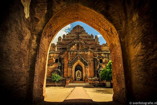 Dhammayan Gyi Temple
