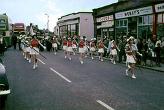 """Marymass Parade Crossing Over From Fullarton Irvine • <a style=""""font-size:0.8em;"""" href=""""http://www.flickr.com/photos/36664261@N05/14239595433/"""" target=""""_blank"""">View on Flickr</a>"""