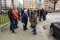 """17 dec 2016 Etterbeek """"Diagnostic en marchant"""""""