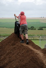 """West Kennet dig, 2014 • <a style=""""font-size:0.8em;"""" href=""""http://www.flickr.com/photos/96019796@N00/14868937694/"""" target=""""_blank"""">View on Flickr</a>"""