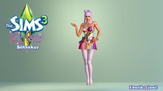 Les Sims 3 Katy Perry Délices Sucrés