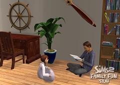 Les Sims 2 Fun en famille