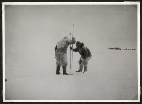 canada fur exhibition inuit seaice eskimo lifeanddeath... (Photo: Nationalmuseet on Flickr)