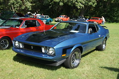 1973 Ford Mustang Mach 1 by DVS1mn, on Flickr