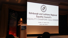 Presenter_ELREC's Equality Champions Gala Dinner