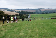 """West Kennet dig, 2014 • <a style=""""font-size:0.8em;"""" href=""""http://www.flickr.com/photos/96019796@N00/14684843657/"""" target=""""_blank"""">View on Flickr</a>"""