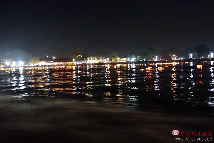 Amphawa Floating Market,水燈節,泰國旅遊,泰國景點,螢火蟲 @VIVIYU小世界