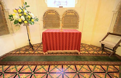 church suffolk stmary wissington jelltecks