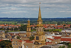 """Irvine Old Parish Church and Irvine Town House • <a style=""""font-size:0.8em;"""" href=""""http://www.flickr.com/photos/36664261@N05/15475007952/"""" target=""""_blank"""">View on Flickr</a>"""