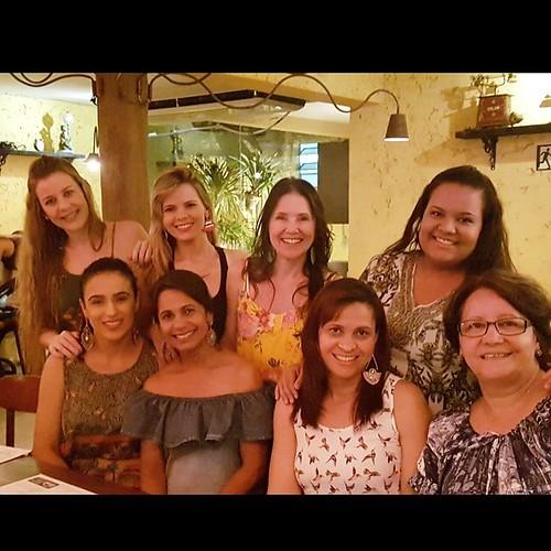 Alessandra Nogueira e equipe Cash