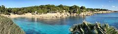 Our stunning bay: crystalline waters in a soft shade of aquamarine