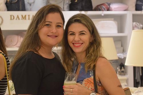 Lidiane Carvalho e Brígida