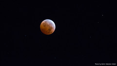 October Blood Moon