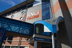 RNPA Tour of the RNLI College at Poole, Dorset