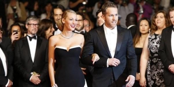 Ryan Reynolds confirma que seu segundo filho com Blake Lively é uma menina