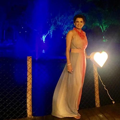 Maysa Vitorino, linda de Regina Salomão