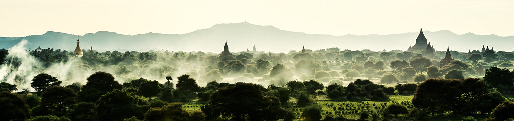 Burma - Bagan Burning ( This time for real...)