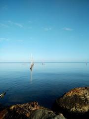 IJsselmeer vanaf Houtribdijk