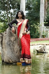 South Actress Deepika Das Traditional Photos Set-1