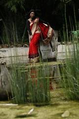 South Actress Deepika Das Traditional Photos Set-1 (2)