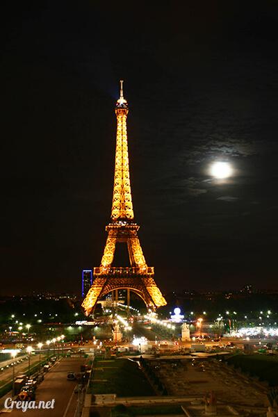 2016.10.09 | 看我的歐行腿| 艾菲爾鐵塔,五個視角看法國巴黎市的這仙燈塔 15