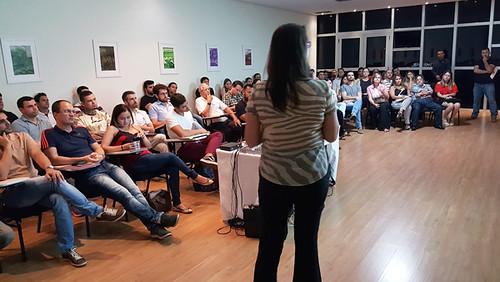 Reunião com empresários do Shopping Vale do Aço - Foto Tiago Barcelos (1)