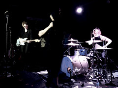 "Savages - 2015 NYC Residency, Mercury Lounge, New York City, NY 1-21-15 • <a style=""font-size:0.8em;"" href=""http://www.flickr.com/photos/79463948@N07/22939078563/"" target=""_blank"">View on Flickr</a>"
