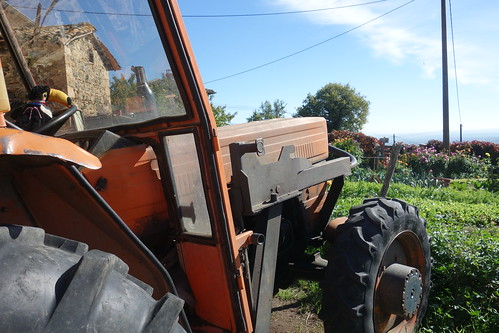 Pelico a visité de nombreux vignobles de la région