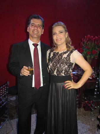 Emerson Gomes e Leida Horst Gomes