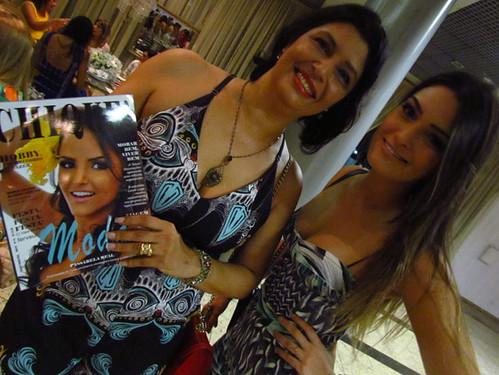 Roseli e Luiza em detalhes de bijoux CHIQUES!