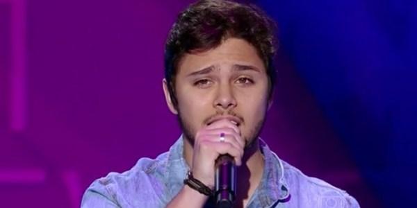 """Candidato do """"The Voice"""" participou do Raul Gil e já fez Maria Gadu chorar"""