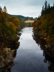 """River Findhorn Autumn View • <a style=""""font-size:0.8em;"""" href=""""http://www.flickr.com/photos/26440756@N06/30037014104/"""" target=""""_blank"""">View on Flickr</a>"""