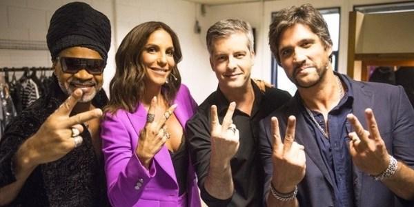 """Globo começa a gravar """"The Voice Kids"""" e reúne técnicos pela primeira vez"""