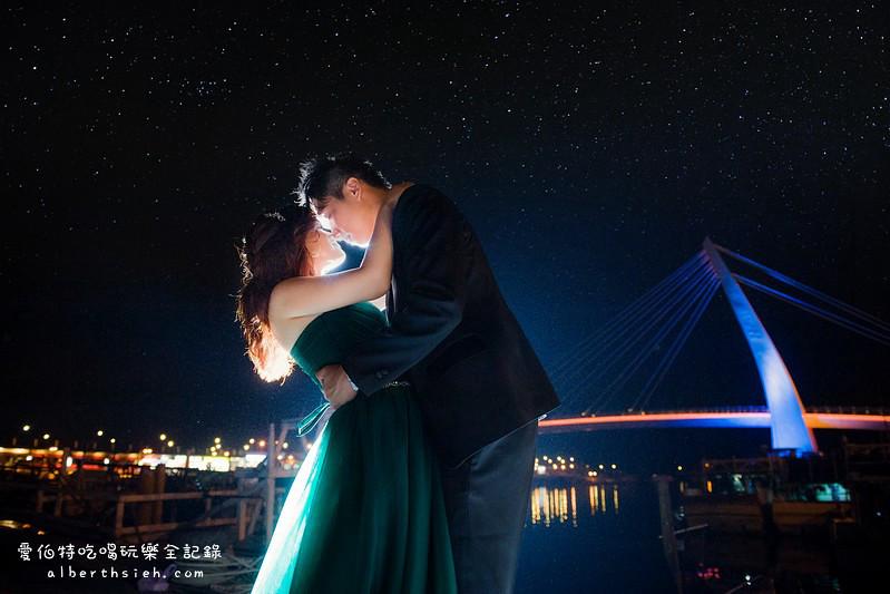 婚紗拍攝場地.婚禮記錄(富田花園、大溪湖畔、淡水夜景、秘氏咖啡)