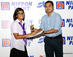 Nippon Paint 13th Inter School Swimming Competition 2015 377