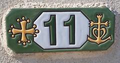 """Die Hausnummer. Die Hausnummern. Jedes Haus sollte eine Hausnummer haben, damit man es leichter findet. • <a style=""""font-size:0.8em;"""" href=""""http://www.flickr.com/photos/42554185@N00/31179728622/"""" target=""""_blank"""">View on Flickr</a>"""