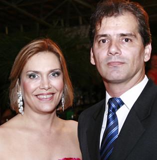 Leida Horst e Émerson Gomes Jr.