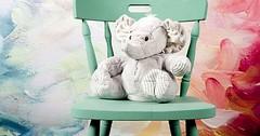 """Der Stuhl. Die Stühle. Auf dem Stuhl sitzt ein Elefant aus Plüsch. • <a style=""""font-size:0.8em;"""" href=""""http://www.flickr.com/photos/42554185@N00/30414502305/"""" target=""""_blank"""">View on Flickr</a>"""
